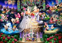 "TENYO Disney ""Eternity Promise ~ Wedding Dream~"" 1000 Piece Jigsaw Puzzle"