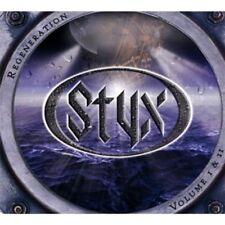 Styx - Regeneration 2CD NEU OVP
