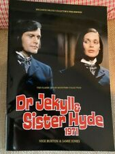CLASSIC MONSTERS ultimate guide to Dr Jekyll & Sister Hyde