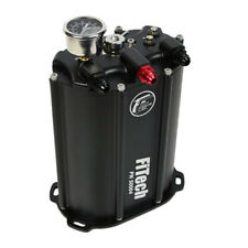 FiTECH FUEL INJECTION 340LPH Force Fuel System Black Finish 50004