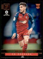 2019-20 Chronicles Soccer Panini Base #362 Nacho Vidal - CA Osasuna
