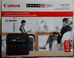 Canon imageCLASS MF242dw All-In-One Wireless Laser Printer -NEW Sealed BOX