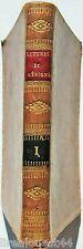 Lettres choisies de Mme de Sévigné de Grignan... tome premier chez Robert 1813