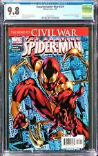The Amazing Spider-Man #529 CGC 9.8 1st New Spider-Man Costume