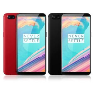 "OnePlus 5T 6.0"" 6GB/64GB or 8GB/128GB Dual 20MP Octa Core Phone by FedEx"