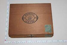 Vintage Corina Larks Mild Cigar Box Great condition