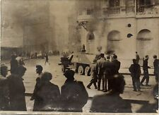 HUNGARY REVOLUTION 1956 BUDAPEST STREET VINTAGE FRENCH PRESS PHOTOGRAPHIC IMAGE