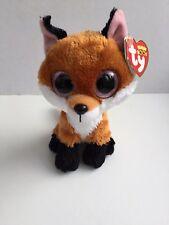 "Beanie Boo Toy - Fox ""Slick"", 2015"