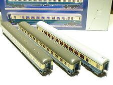 ROCO HO DB 3teil. Set IC Deichgraf blau/beige 64166 NEU OVP