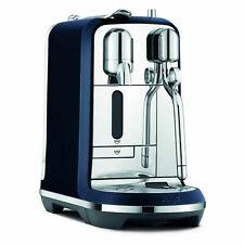 Sage Creatista Plus Nespresso Maschine Damson Blue Kaffeemaschine