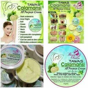 2 x Tawas Calamansi All Purpose Cream With Aloe Vera And Baking Soda 10g