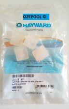 HAYWARD Aquanaut, Poolvac Ultra, ETC SET of 4 CLEAR SHOES AXV414P, CONCRETE