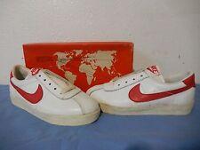 Vtg 1982 Nike Burt Bruin Marty McFly Back to the Future Kids 13.5 w/OG Map Box