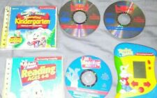 Reader Rabbit lot: Reading ages 4-6, Personalized Kindergarten,Addition Game