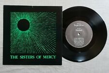 SISTERS OF MERCY temple of love MERCIFUL RELEASE 7-inch MR 027!