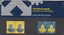 GB 1990 Queens premi per l'esportazione di presentazione Pack 207 SG 1497 1500 Nuovo di zecca stamp