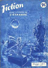 Revue Fiction N°96 - Pohl, Verlanger, Simak, Bouquet, Carsac... - Décembre 1961