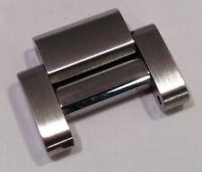 Tag Heuer Mens Grand Carrera GMT Link 18.5MM WAV5112 5111 BA0901 FAA032 New Auth