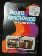 1982 JRI Road Machines Die-Cast Metal Car
