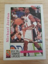 Michael Jordan 1992-93 Hoops #341 MJ USA NBA Chicago Bulls Mint