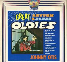 "JOHNNY OTIS ""GREAT RHYTHM & BLUES OLDIES"" LP 1982 BLUES ROCK PROJECT 2023"