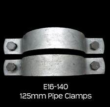 Ezystrut 125mm Pipe Clamps - E16-140 Lot Of 2