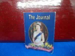 PRINTED COPY OF THE JOURNAL MAGAZINE FOR THE DOLLS HOUSE LADY