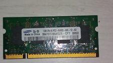 Barrette Mémoire SAMSUNG DDR2 6400S 1Go - PC2-6400S-666-12-A3 - PC portable