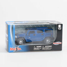 Maisto Power Racer Hummer H2 Scale Motorized Die Cast Metal - Case of 36