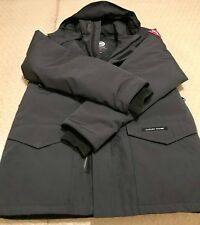 Men's Canada Goose Constable Size Small Navy Blue