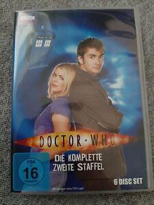 Doctor Who | Staffel 2 (6 DVDs) | David Tennant | Billie Piper | Sehr Gut