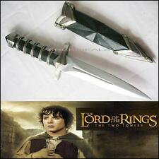 Lord of the Rings Frodo Short Sword Dagger/w Scabbard