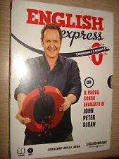 LIBRO DVD N°9 ENGLISH EXPRESS IL NUOVO CORSO AVANZATO DI JOHN PETER SLOAN