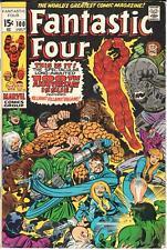 Fantastic Four (1961 Series) #100 July 1970 Marvel FN- 5.5