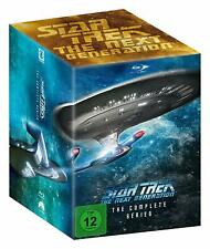 STAR TREK NEXT GENERATION 1-7  BLU-RAY STAFFEL / SEASON 1 2 3 4 5 6 7 NEUE BOX