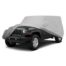 For Ford Bronco 1966-1977 Rampage Gray Custom Fit 4-Layer Breathable Car Cover