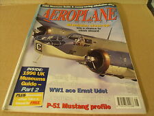 Aeroplane Magazine - Aug 96 - Blenheim close up - Ernst Udet
