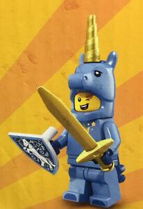 LEGO MINIFIGURES SERIES 18 : Unicorn Guy 71021 - 17 BNIP