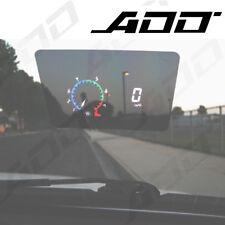 ADD W1 Head up Display HUD Film 4 x 3 Inches 2pcs