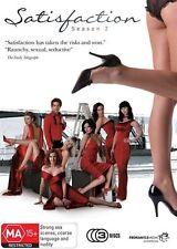 Satisfaction : Series 2 (DVD, 2009, 3-Disc Set) New/Sealed Region 4 season