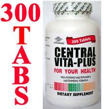 A-Z Multi-Vitamins,300 tabs, Big Saving Over Centrum
