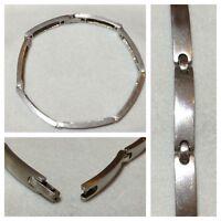 Modernes Armband 925er Silber Bestehend aus einzelnen Elementen