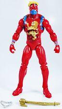 Marvel Universe 2011 CAPTAIN BRITAIN (GREATEST BATTLES COMIC PACK) - Loose