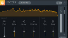 Izotope NECTAR 3 ELEMENTS Vocal Channel Strip Plugin PC MAC