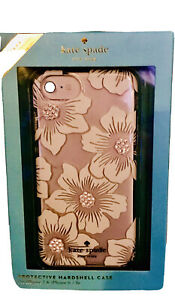 Kate Spade 🌸𝙃𝙊𝙇𝙇𝙔𝙃𝙊𝘾𝙆🌸 Protective Case for Apple® iPhone® 6 6s & 7