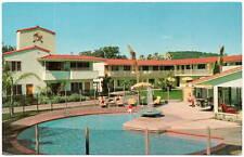 Postcard West Beach Motor Lodge in Santa Barbara, California~106684