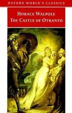 The Castle of Otranto: A Gothic Story by Walpole, Horace