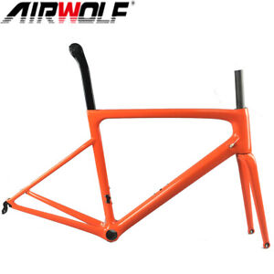 Carbon Fiber Frame Road Bike Frameset 787g Lightweight Frame 44/49/52/54/56/58