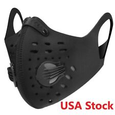 Reusable Cycling Sport M-ask Washable Half Face Cover US Stock