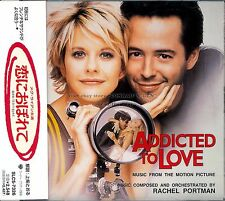 "Rachel Portman ""ADDICTED TO LOVE"" soundtrack Japan SLC CD out of print"